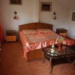 Camera matrimoniala Pensiunea Shanti Munti Apuseni