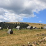 Muntele Mare Old Shepherds house in Apuseni Mountains