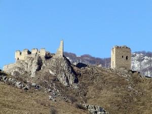 Cetatea Coltesti vara