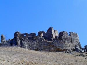 Cetatea Coltesti vedere